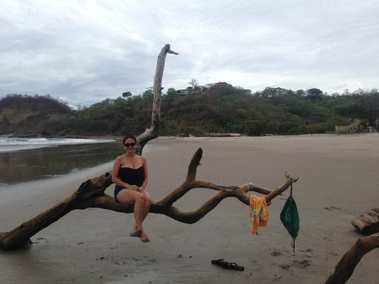 Empalme a Las Playas: Muaw