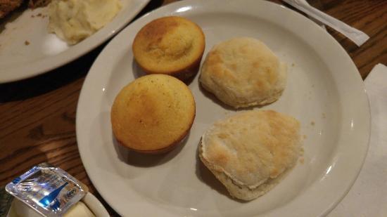 Cracker Barrel: Delicious!!