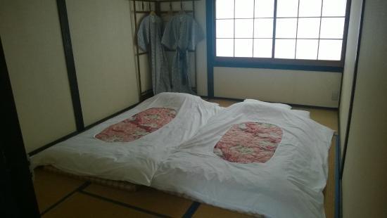 Kashiisou: ห้องนอน