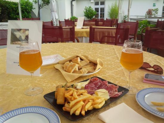 aperitivo - Picture of Le Terrazze del Ducale, Genoa - TripAdvisor