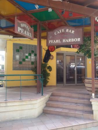 Pearl Harbor Cafe