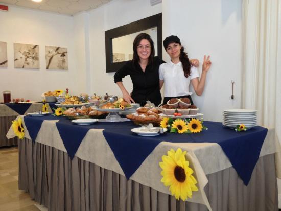 Hotel Haiti: Le nostre colazioni !