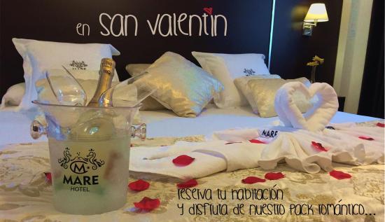 MareHotel: San Valentín`s day