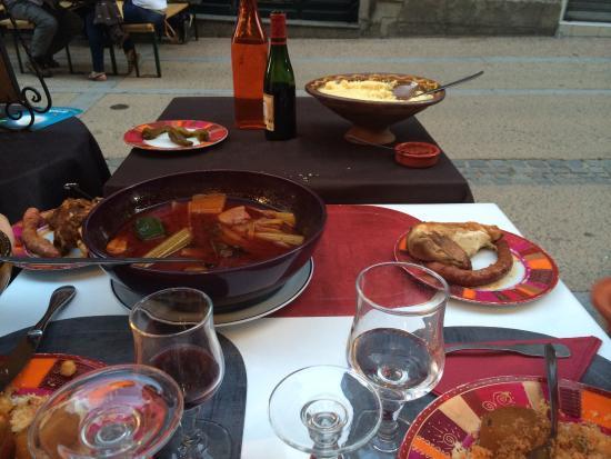 Restaurant Couscous St Etienne