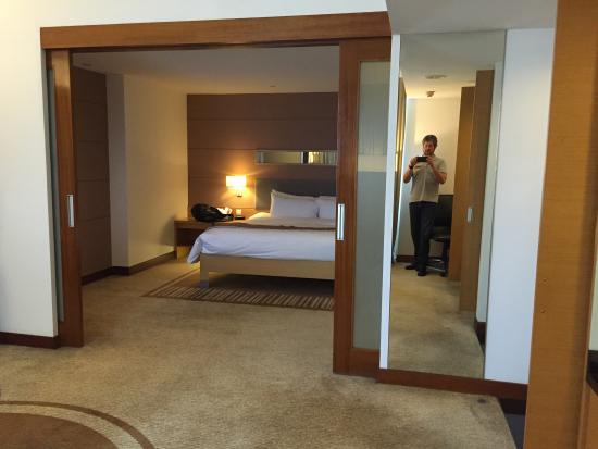 PARKROYAL Saigon: excellent lay-out and design