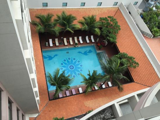 PARKROYAL Saigon: lovely pool
