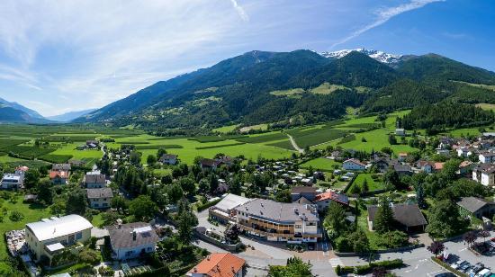 Prato allo Stelvio, Italia: Camping und Residence Sägemühle Prad/Vinschgau