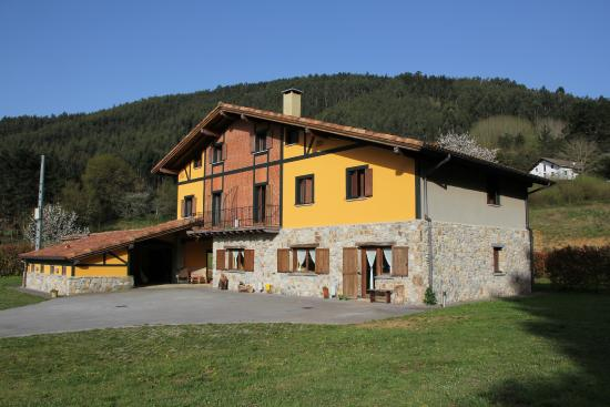 Eco Hotel Rural Angiz