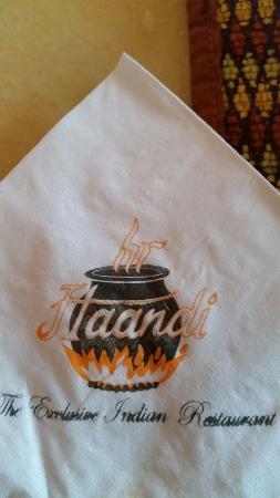 Haandi Restaurant: Haandi