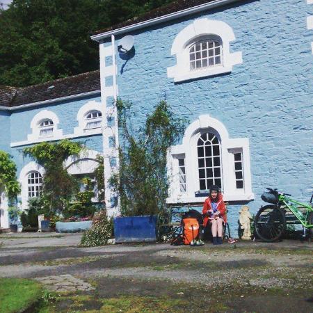 Killagorden Cottage: B&B front