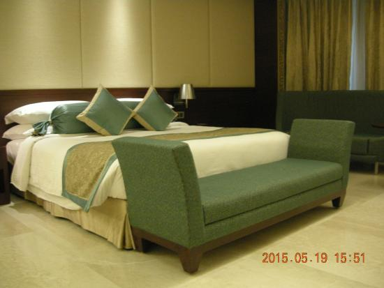 Crowne Plaza Ahmedabad City Centre: Room