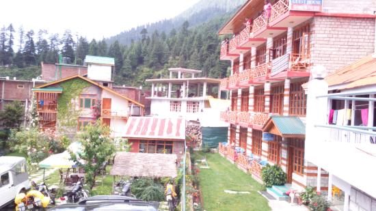 Tourist Nest Old Manali: hotel
