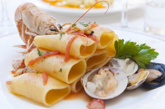 Primi piatti picture of corallo ristorante sant 39 agnello for Piatti ristorante