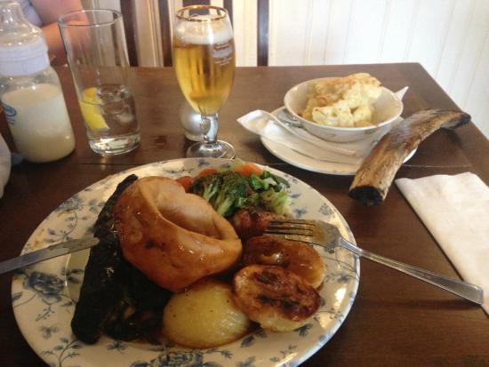 Mackworth, UK: Sunday Lunch