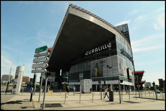 Euralille Mall Lille Picture of Euralille Mall Lille TripAdvisor