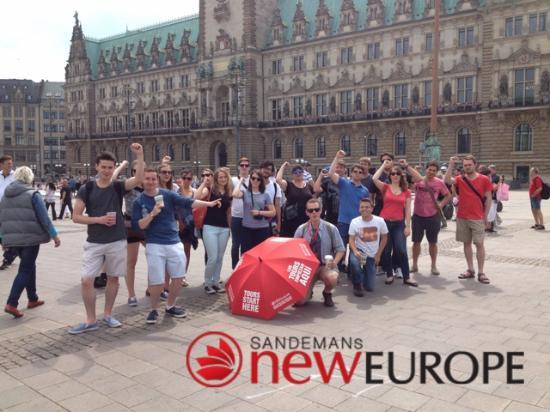 SANDEMANs NEW Europe - Hamburg: Spanish group