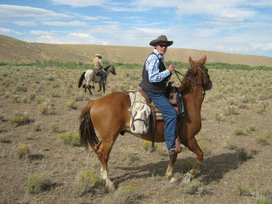 Cottonwood Guest Ranch: on Chito