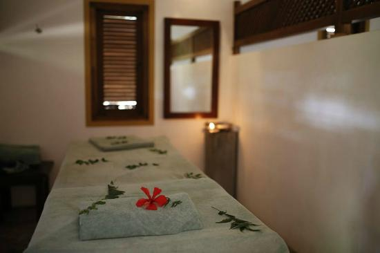Kassapa Lions Rock: Spa treatment room
