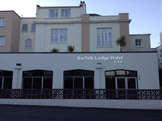 St Malo Picture Of Norfolk Lodge Hotel St Helier
