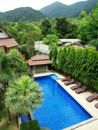 Paddy's Palms Resort: Swimming Pool