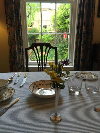 Tantallon Place Bed and Breakfast: Breakfast