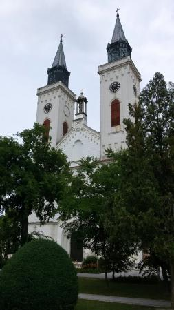 Sombor, Serbia: St Stephan's Church  (the Carmelite convent)