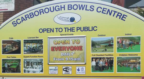 Scarborough Bowls Centre