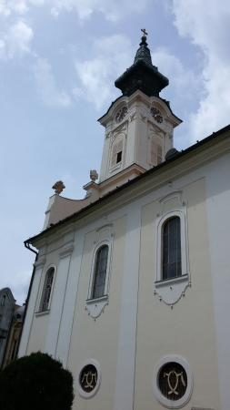 Sombor, Serbia: The Church of St George
