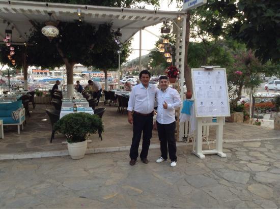 Limos Restaurant Kalkan