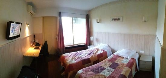 L'Hostellerie des Pins : Chambre