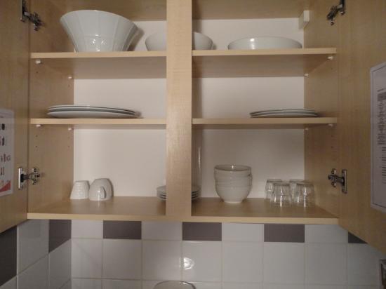 Residhome Metz Lorraine: cucina3