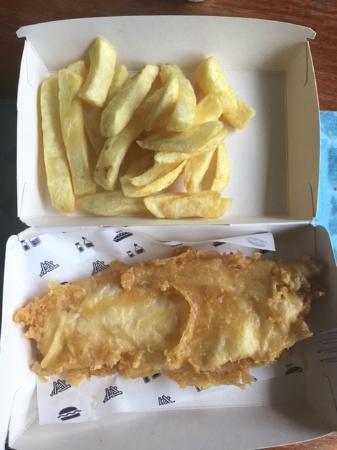 Banny's Fish & Chip Drive Thru: Fish & chips