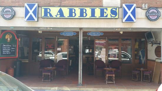 ‪Rabbies Bar‬