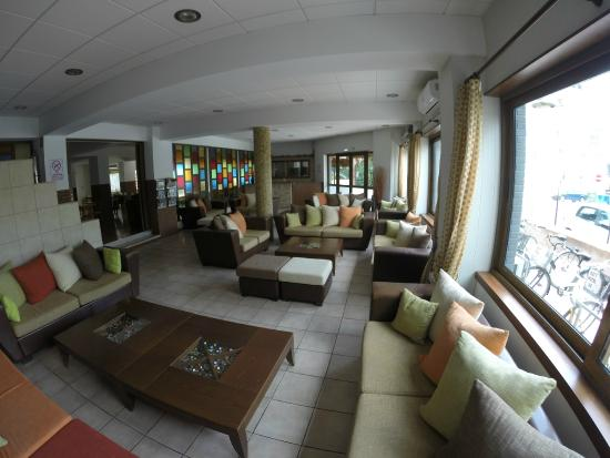 Asty Hotel: Our Lounge where you can relax any time you want!