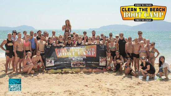Clean The Beach Boot Camp Kata