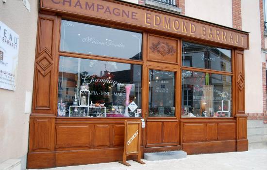 Bouzy, Frankrike: Boutique Barnaut