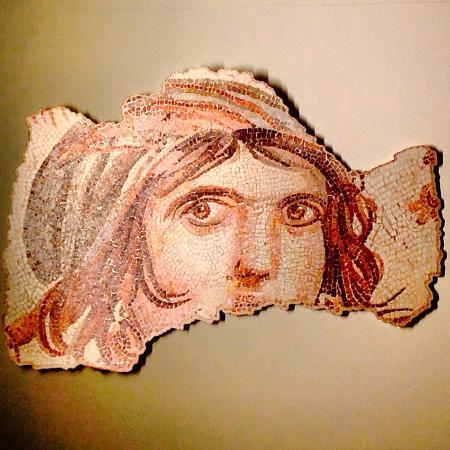 Muzeum Mozaiki Zeugma w Gaziantep