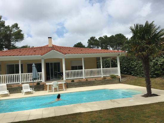 ESTIVEL - Villas Eden Parc Golf: Lacanau Ocean