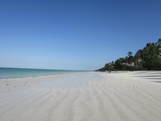 Pwani Region, Tansania: la plage