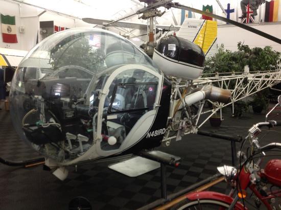 Bird Aviation Museum & Invention Cente: Display
