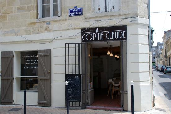 Copine Claude