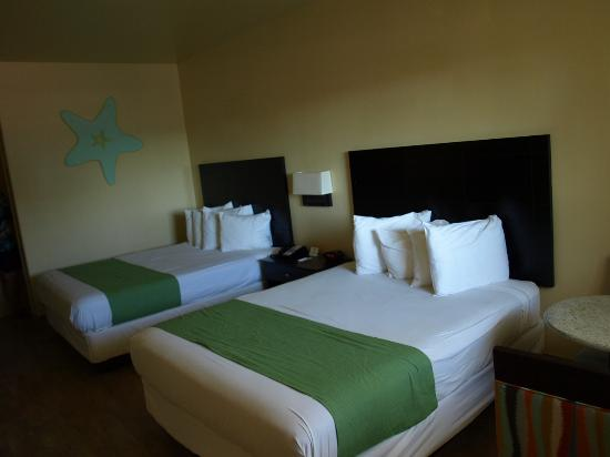 Island Hotel Port Aransas: Betten