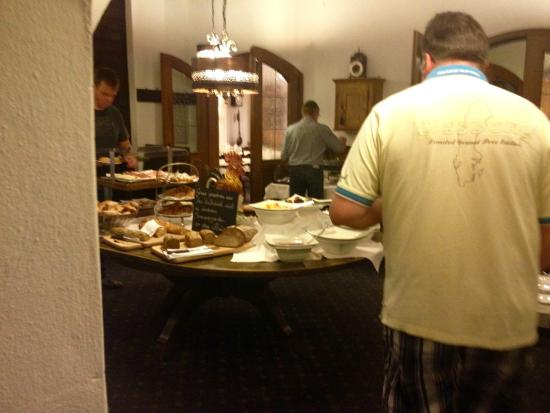 Greifensteiner Hof Hotel: Breakfast Buffet