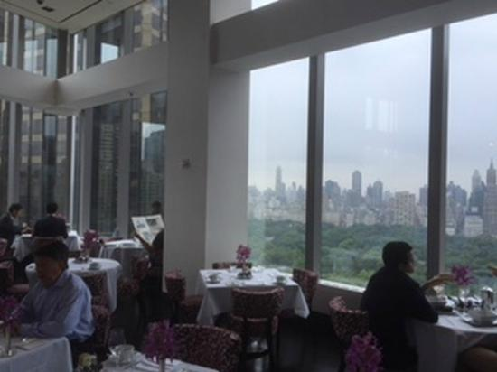 Asiate restaurant - Picture of Mandarin Oriental, New York ...