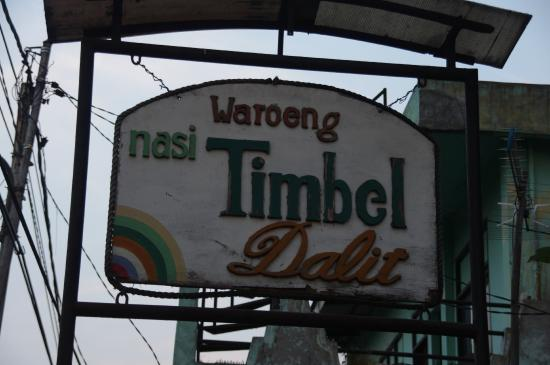 Waroeng Nasi Timbel Dalit
