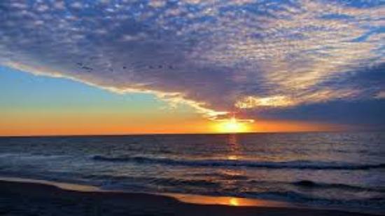 Sunset on Paradise Coast