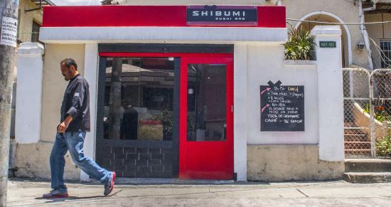 Resultado de imagen para Shibumi Sushi Bar quito
