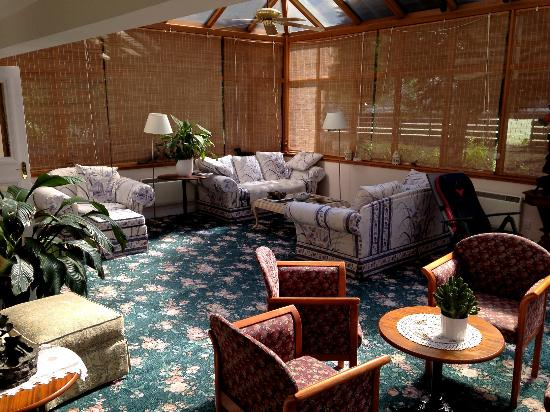 Dall Lodge Country House : Conservatory, Dall Lodge
