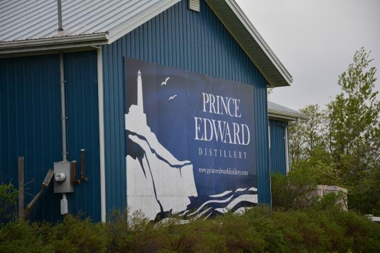 Prince Edward Distillery: We found it!
