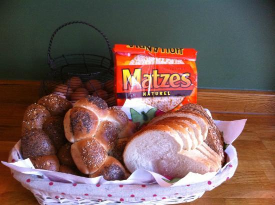 Bed & Breakfast Diemerbrug: Paas ontbijt 2015